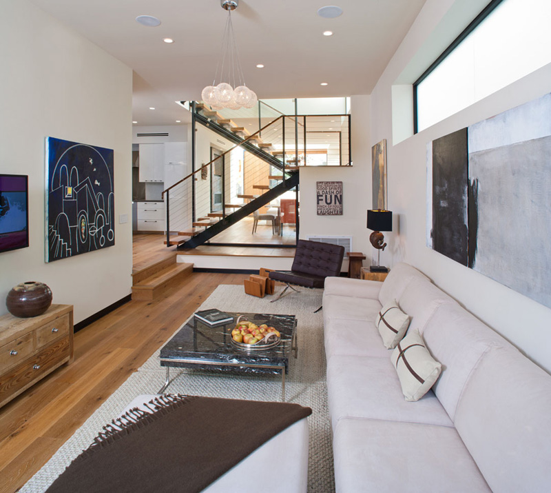 Cloy Residence interior