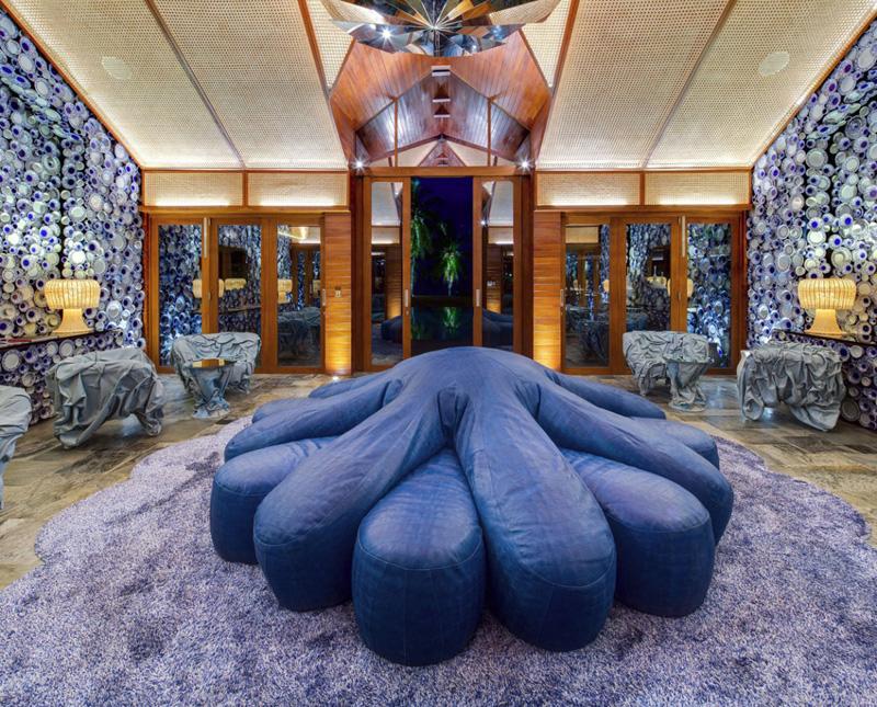 Collector's Villa Interior 1