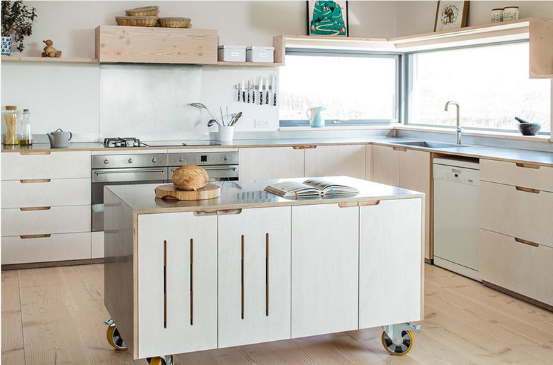 Sustainable Kitchens