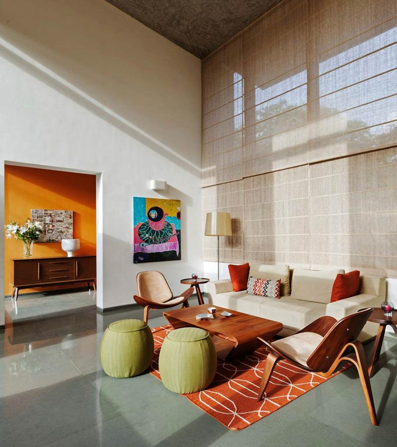 L-Plan House Interior 3