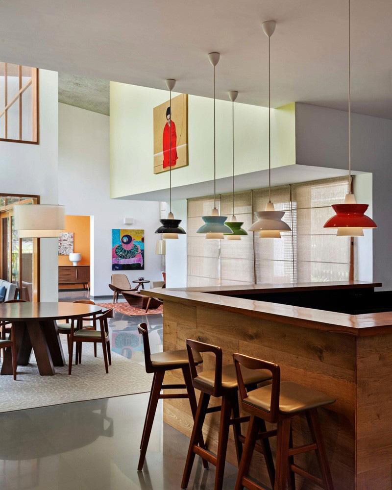 L-Plan House Interior 4