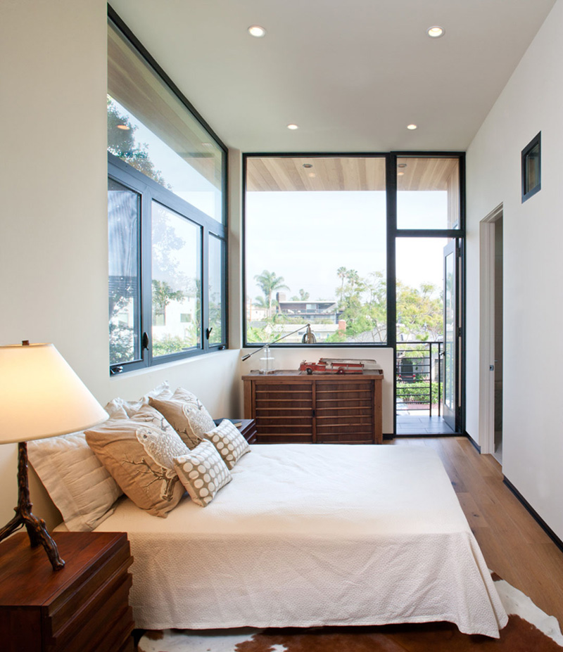 Cloy Residence bedroom