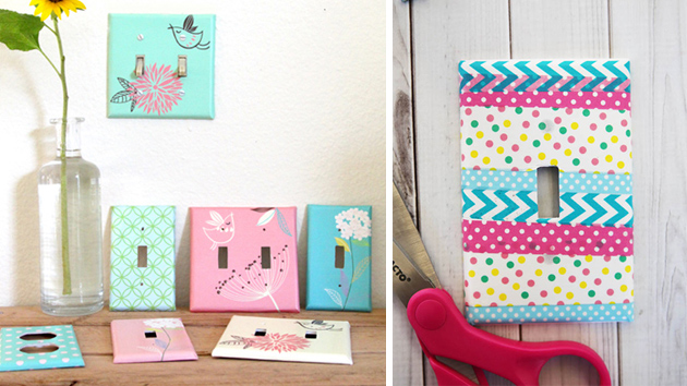 20 Diy Switch And Outlet Cover Ideas You Can Try Home Design Lover