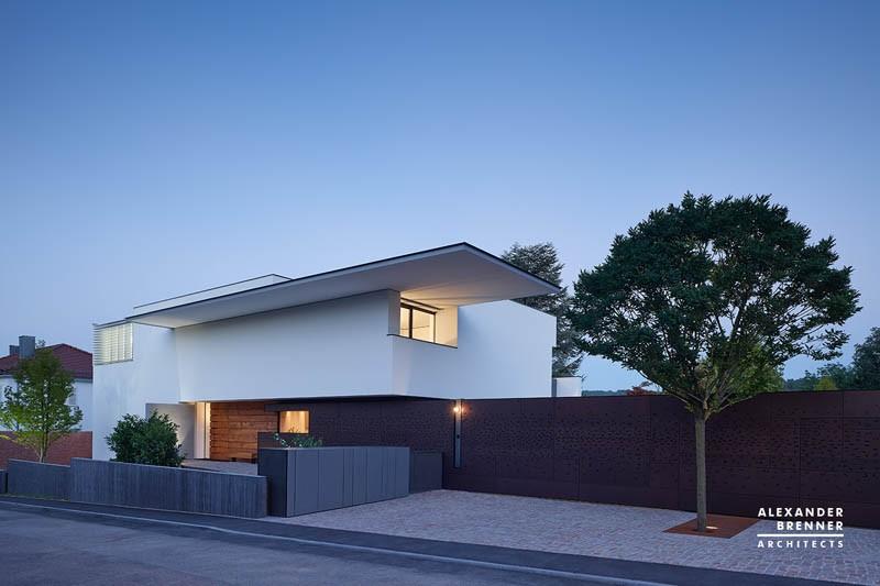 Sol House facade