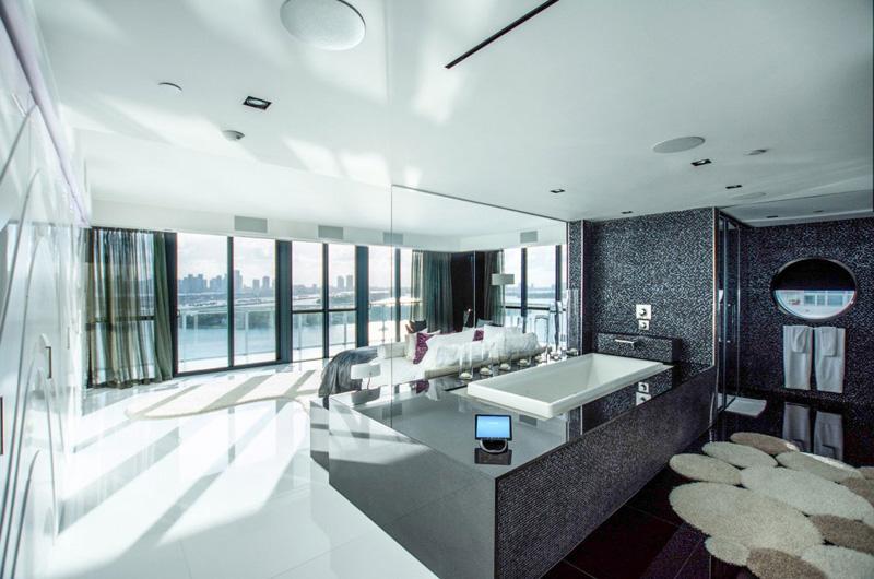Bentley Bays Penthouse Bathroom 1
