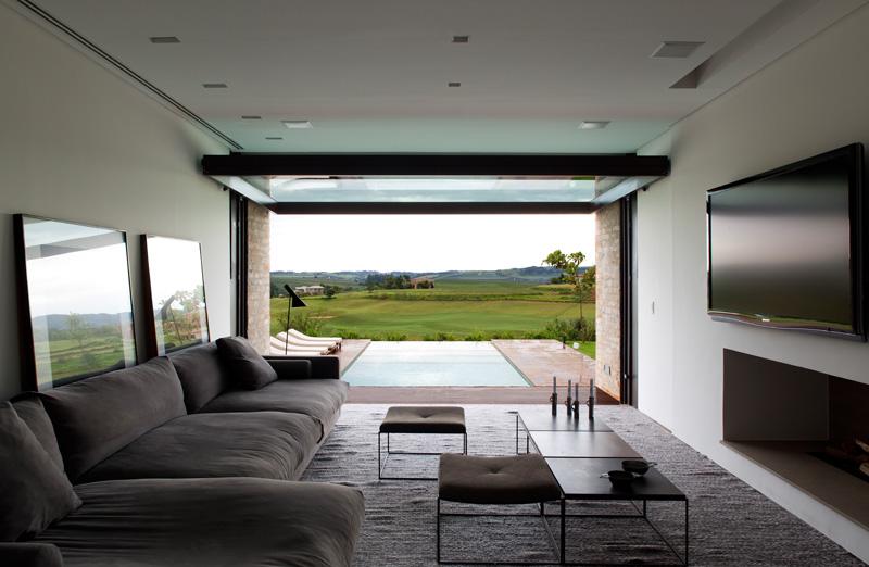 Casa MP living room