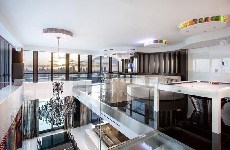 Bentley Bays Penthouse Interior