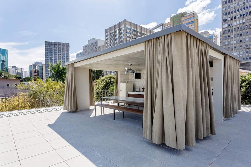 Casa Lara rooftop hidden space