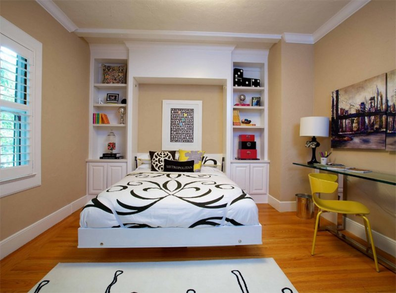 25 Murphy Bed Designs Perfect For Small Spaces Home Design Lover