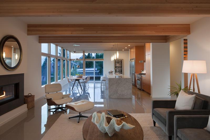 Leschi Dearborn House design