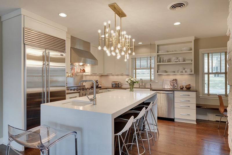 25 Unique Lighting Over Kitchen Tables Home Design Lover