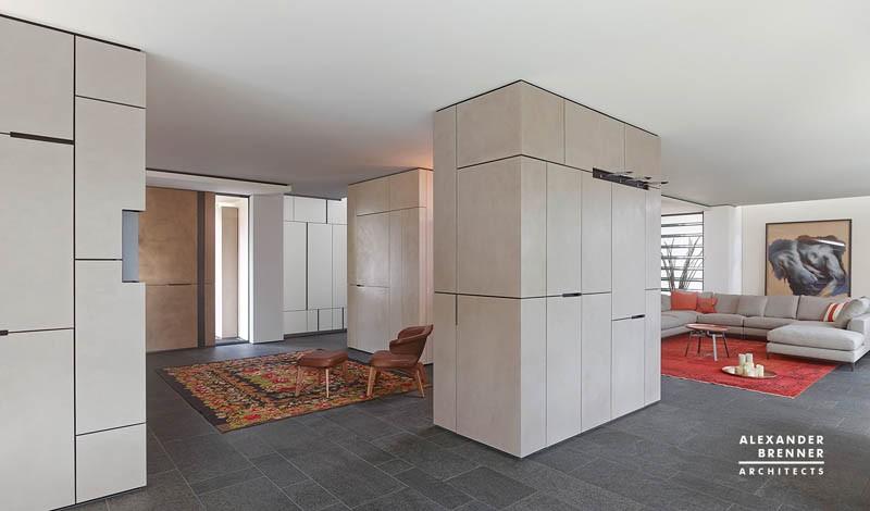 Sol House interior