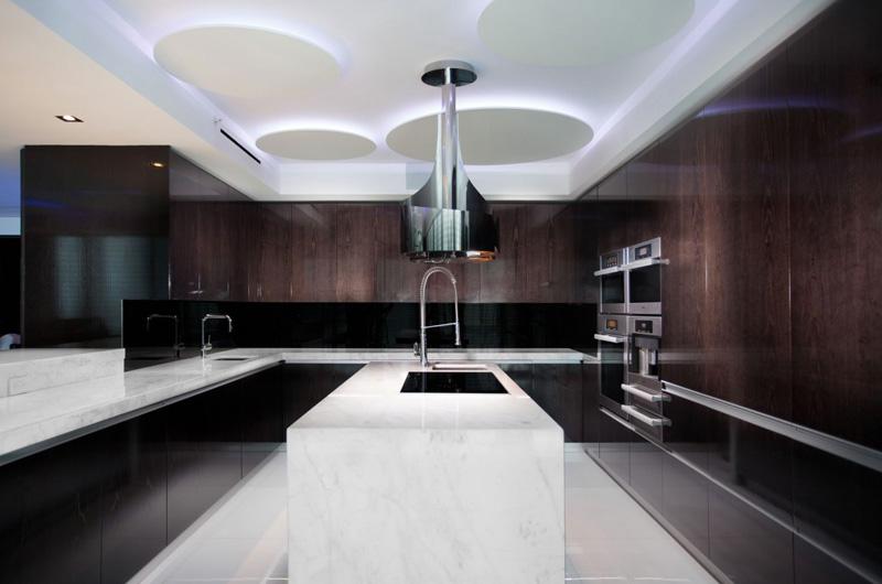 Bentley Bays Penthouse Kitchen