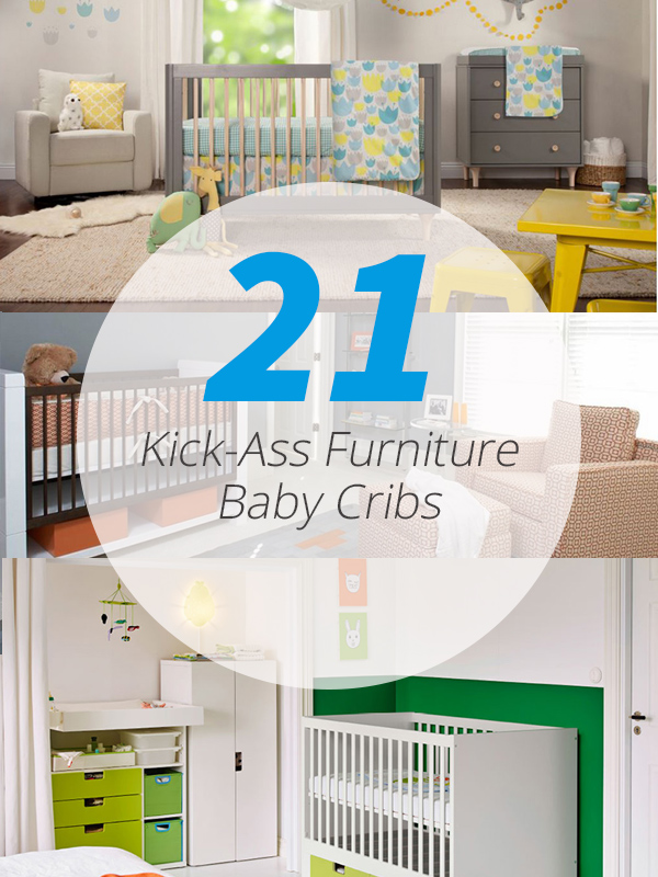 furniture crib design