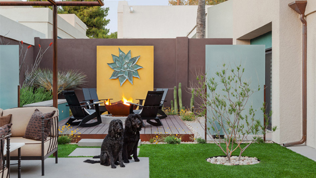 - 25 Relaxing Mid-Century Outdoor Spaces Home Design Lover