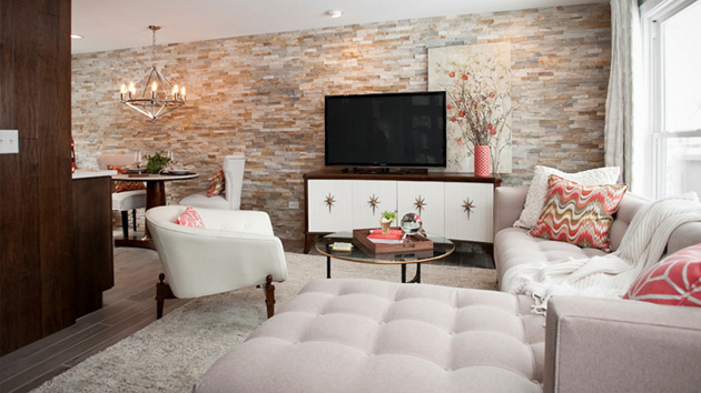 25 Living Rooms With Beautiful White Chairs