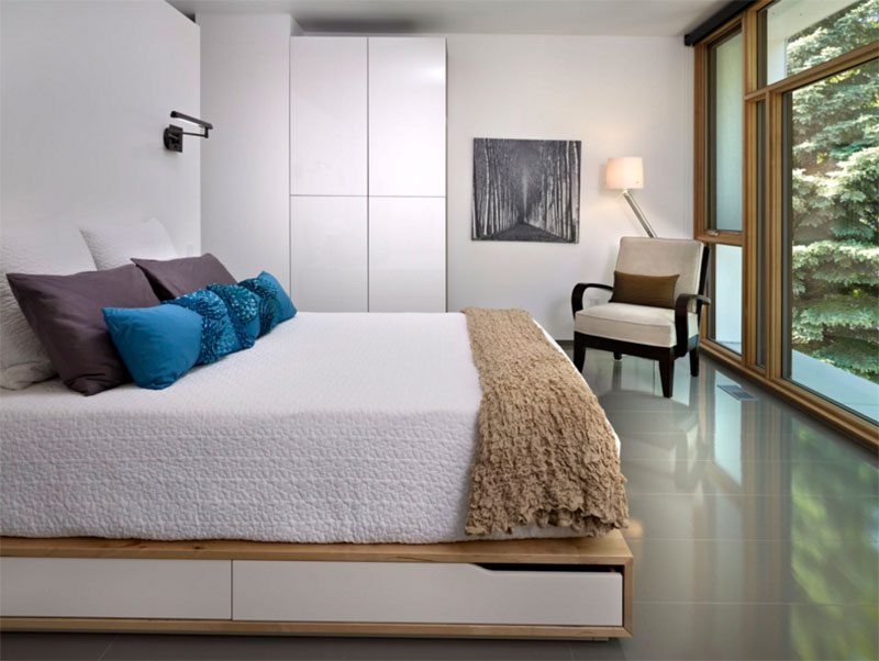 25 Modern And Contemporary Bed Storage Ideas With Drawers Home