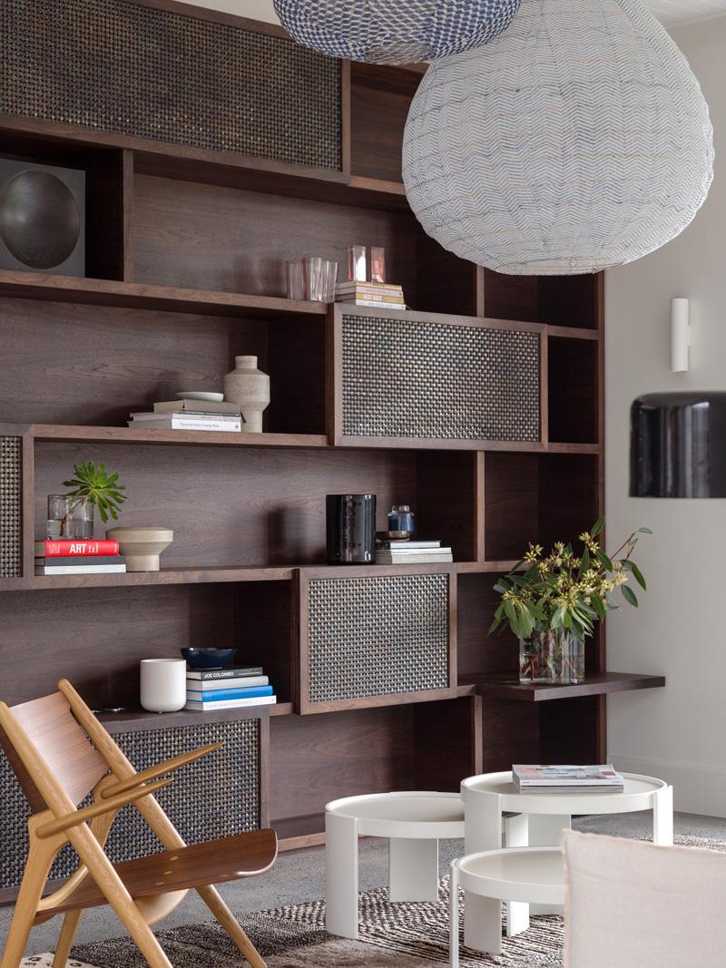 Balancing House storage