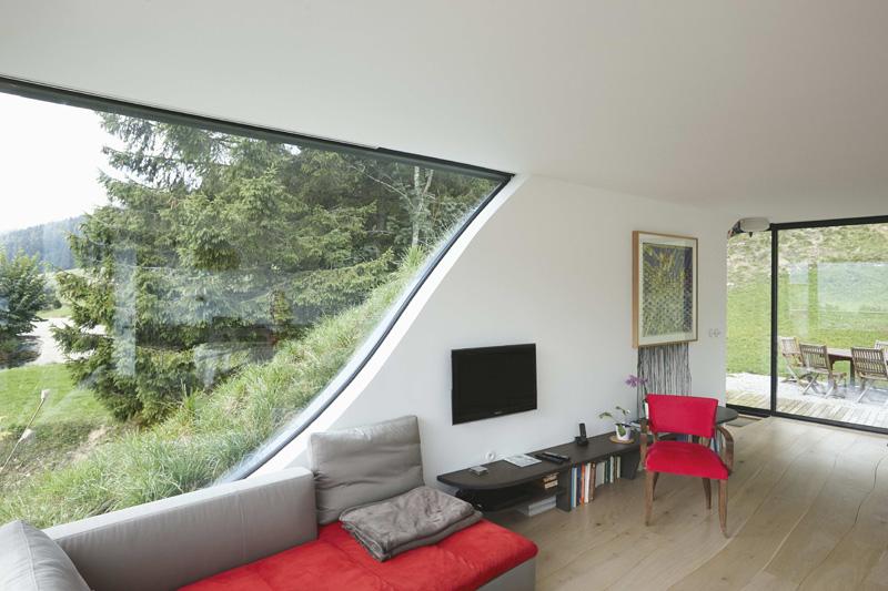 Casa Jura window