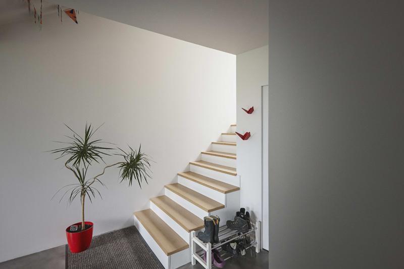 Casa Jura stairs
