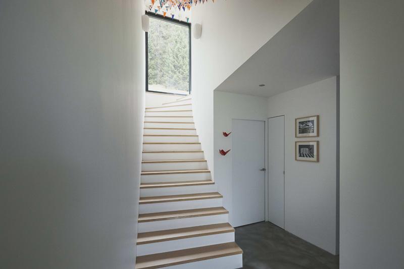 Casa Jura staircase