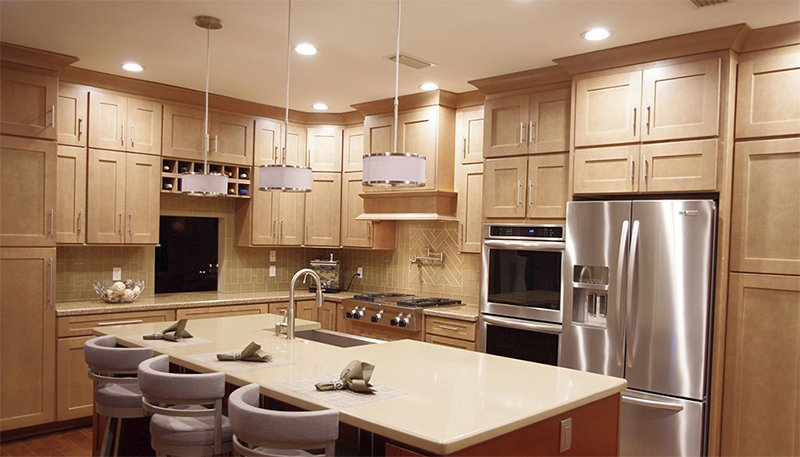 G Kitchen Cabinet Design
