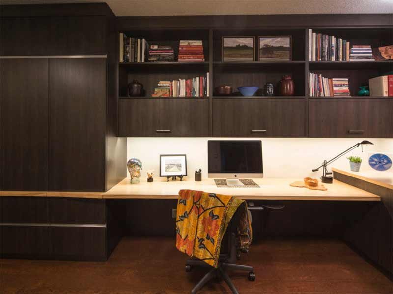 27 Astounding And Well Organized Condo Home Offices Home
