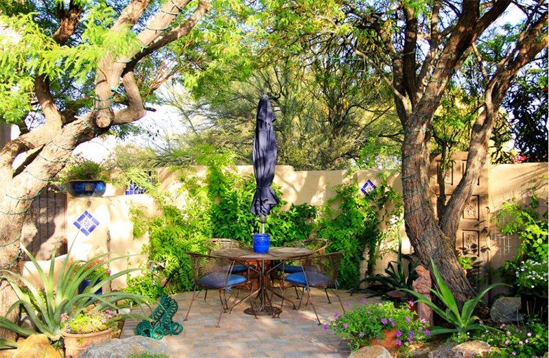 tree patios