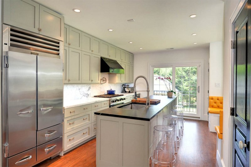 25 Minimalist Shaker Kitchen Cabinet Designs Home Design Lover