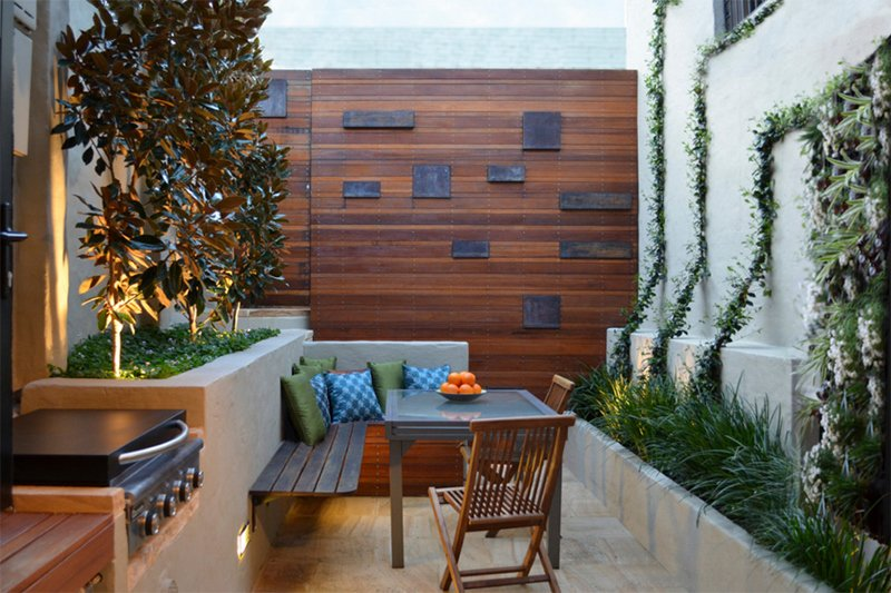 25 Practical Small Patio Ideas for Outdoor Relaxation ... on Small Outdoor Patio Ideas id=71296
