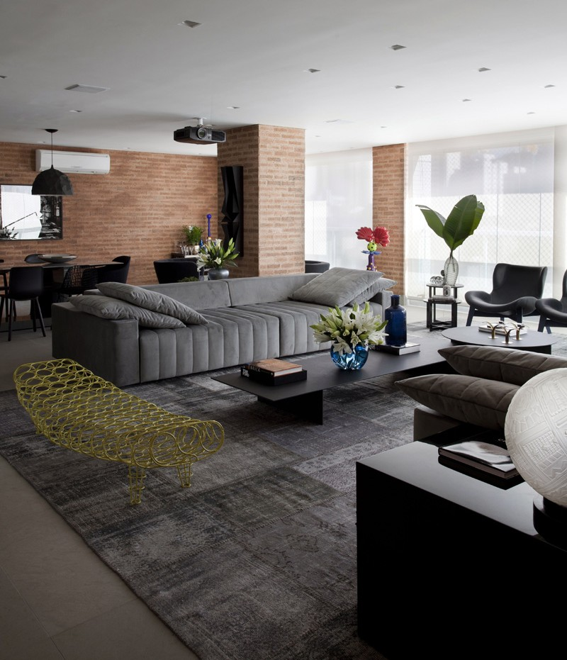 Brazil apartment
