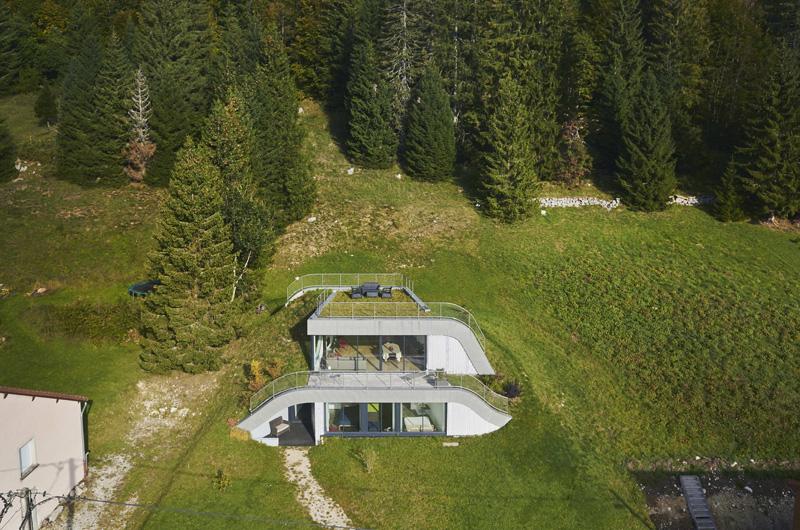 Casa Jura view