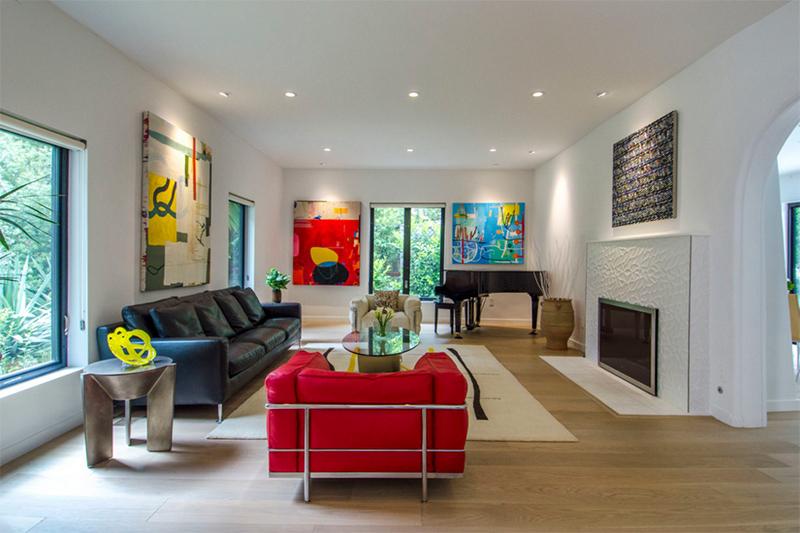 creative living area