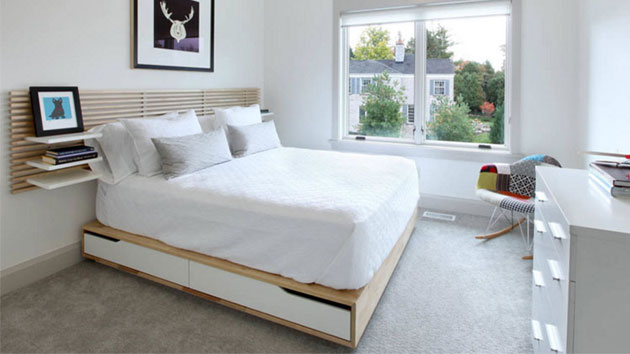 25 Modern and Contemporary Bed Storage Ideas with Drawers | Home Design Lover & 25 Modern and Contemporary Bed Storage Ideas with Drawers | Home ...