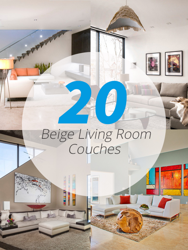 beige couches
