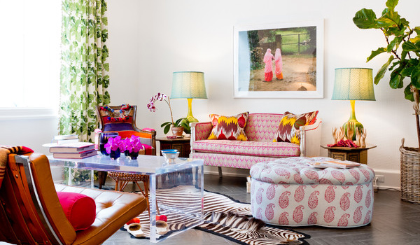 How to Mix Patterns Rightly in Your Interior