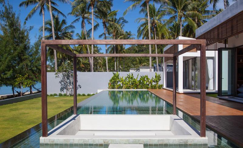 Malouna Villa outdoor