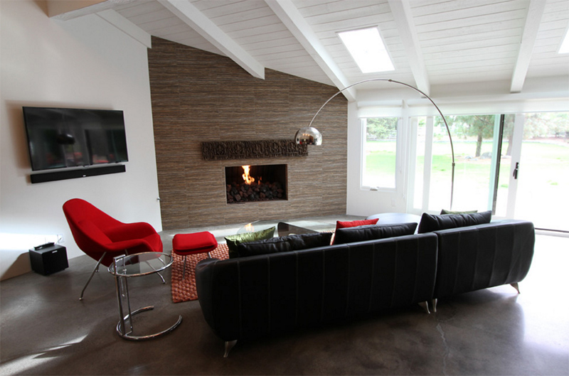 20 Red Chairs to Add Accent to Your Living Room | Home Design Lover
