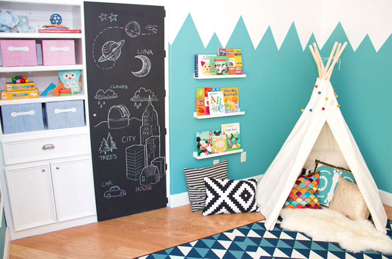 Mountains of Fun Playroom