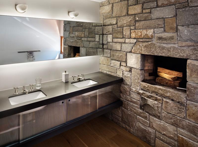 Stonington Residence bath