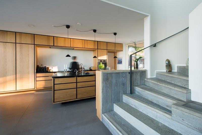 Villa U kitchen