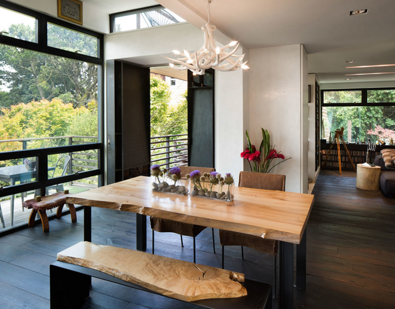 Marin Residence 20 Dreamy Dining Rooms with