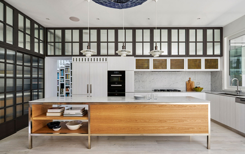 Beach House kitchen