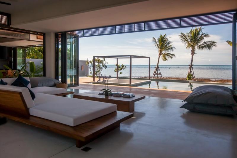 Malouna Villa furniture