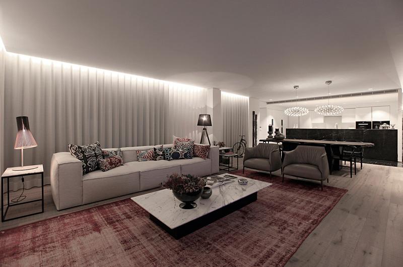 Ac House Living Room
