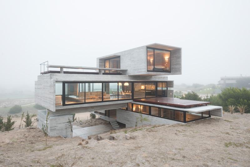 Architect Luciano Kruk