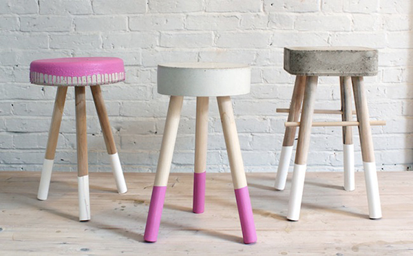 20 Amazing Ways to DIY a Stool for Your Home