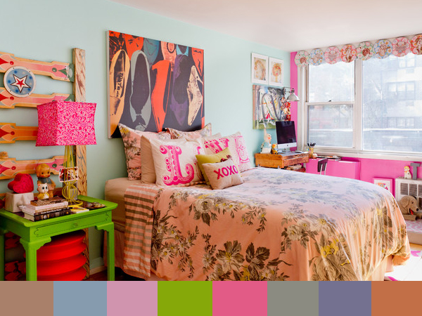 Pantone Color Scheme Trends of 2015 for the Home Interior