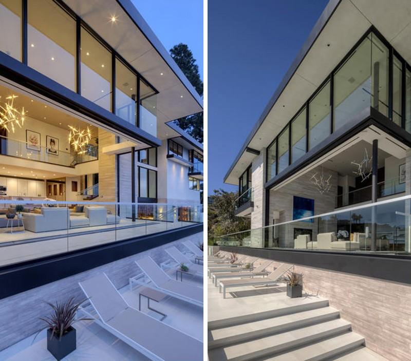 Hollywood Hills Home furniture