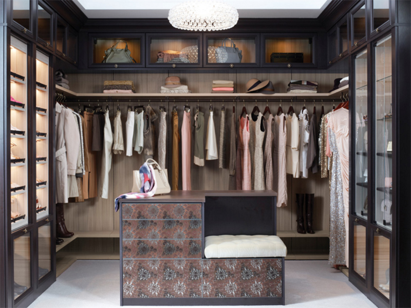 48 Contemporary Walkin Closets Every Woman Dreams To Own Home Awesome Bedroom Closets Design